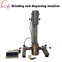 1PC FS400D High speed grinding dispersion machine digital display test multi purpose mixing dispersion machine 220V|Grinding Machine| |  -