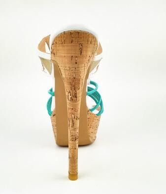 Femmes Pantoufles Taille Super Grande Imperméable Bois De Fashional As Moraima Talon Picture Avec Plateforme Snc Sandales Haute 7ntwOxq4