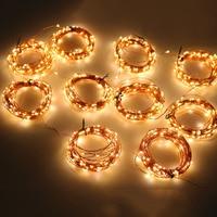 The Longest Copper Wire Fairy Lights 100M 330FT 1000LEDs LED Lights Decoration Outdoor String Light Garden Wedding Home Decor