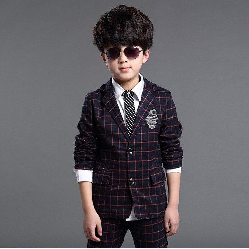 Aliexpresscom Buy Boys Wedding Suit for Baby Children Blazer