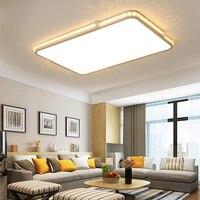 YooE светодиодный потолочный светильник современный ультра тонкий светильник спальня столовая поверхностное крепление скрытая панель Пуль