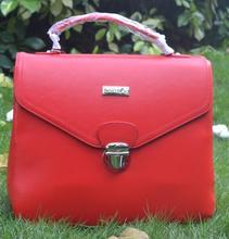 2016 Fashion High Standard Quality Genuine Leather Women handbags, European designer genuine leather women tote Briefcase