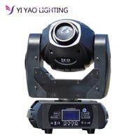 60W LED Moving Head Light 3 Face Prism Spot Light with Rotation DJ Stage Dmx