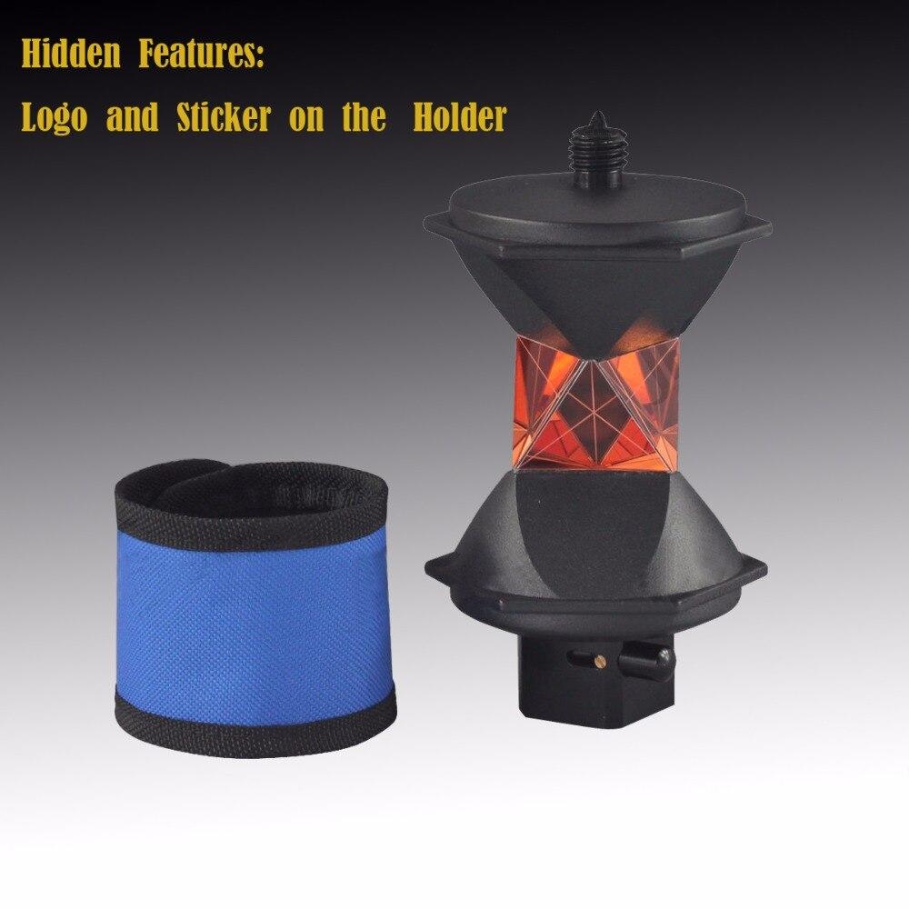 Новая модель 360 градусов Светоотражающие призма для Leica тахеометров
