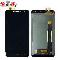 BK 100% Tested 5PCS For BLU Studio XL 2 XL2 S0270UU Full LCD Display Touch Screen Glass Digitizer Complete Assembly Replacement
