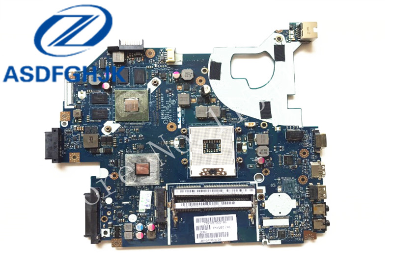 Laptop Motherboard La 6901p For Acer For Aspire 5750g Mbbyx02001 P5we0 Hm65 Gt630m 2gb 100