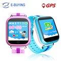 Gps smart watch q750 q100 baby watch con wifi 1.54 pulgadas táctil pantalla SOSCall Ubicación Tracker Dispositivo de Seguros para Niños PK Q50 Q60 Q80