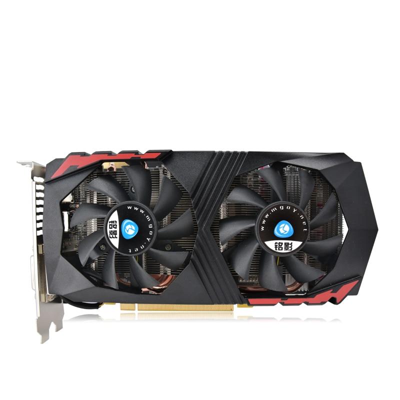 Warwolf super high-end GTX760 gaming graphics card Nvidia GTX760 4G DDR5 gaming video card DirectX12 512SP dual 6pin power ports