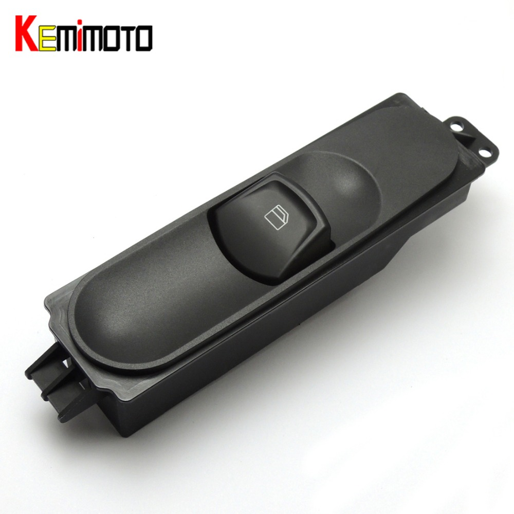 цена на KEMiMOTO Front Right Window Switch for MERCEDES-BENZ VITO W639 2003-2014 Passenger Side A6395451413