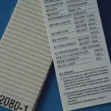 Солнцезащитная ткань, цвет бежевой планки, ширина рулона ткани 2,5 м, 2080-1