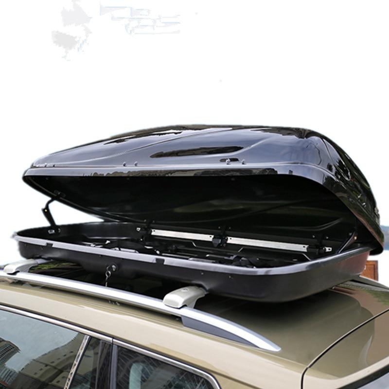 Автомобиль Топ Чемодан Автомобильные путешествия чемодан подходит для всех моделей автомобилей Чемодан стойки баров универсальный крыши