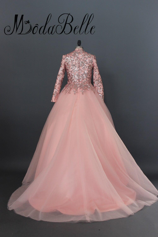 Lujoso Vestido De Novia Islámico Ornamento - Colección de Vestidos ...
