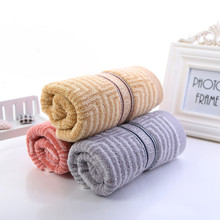 34x74cm*108g 100% Cotton Absorbent Solid Color Soft Comfortable Top Grade Men Women Family Bathroom Hand Towel