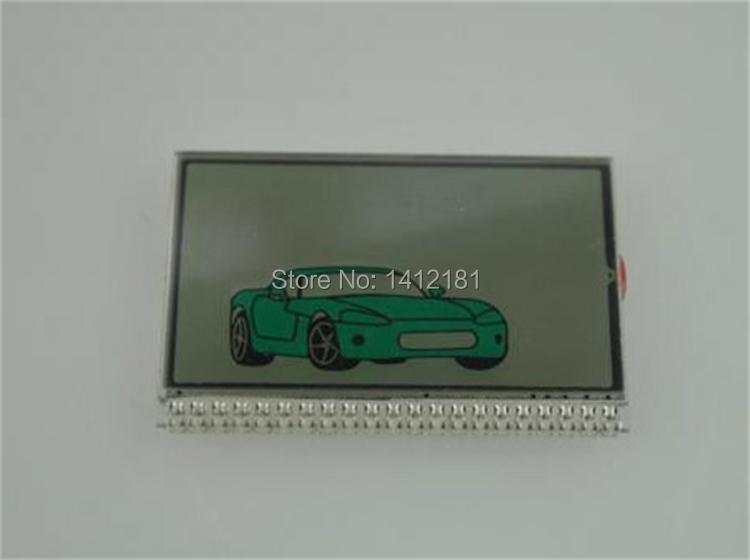 TW9010 ЖК-дисплей Дисплей для 2 двухстороннее автомобиль сигнализация Томагавк TW-9010 брелок цепи TW 9010 ЖК-дисплей удаленного Управление
