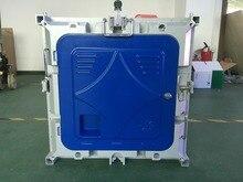 P4 RGB indoor led kast, 512X512mm aluminium spuitgieten kabinet, P4 lege kast