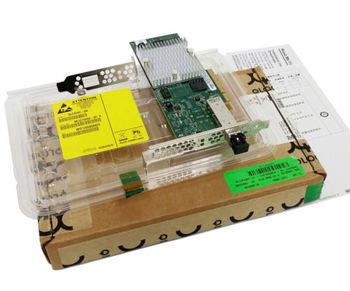 RaidStorage QLogic QLE8240-SR-CKQLE8240 1 Port 10GbE FC LC SR TCP/IP SAN iSCSI FCoE Adapters network PCIe Controller Card