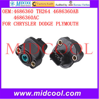 High Quality Auto Parts Throttle Position Sensor OEM:4686360 TH264 4686360AB 4686360AC