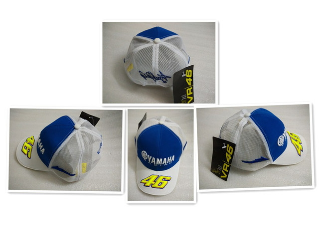 For Yamaha motorcycle hat embroidered baseball caps   NO46 hats    motorcycle racing sport baseball caps b6b1b5fc7af