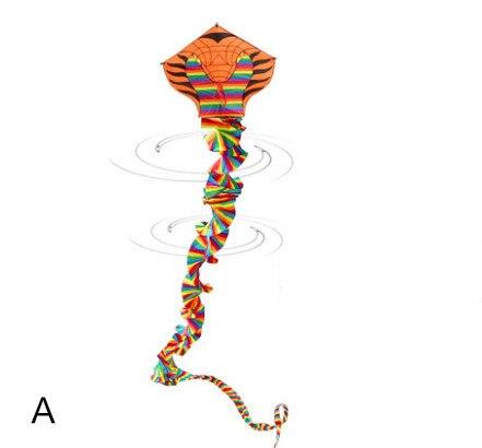 Nouveau cerf-volant de serpent de sport en plein air de ligne unique de bons jouets volants pour les enfants