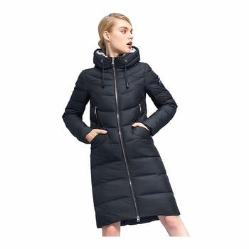 2017 miegofce Новая зимняя Женская куртка простые женские парки теплое зимнее женские пальто высокого качества биологического вниз парки