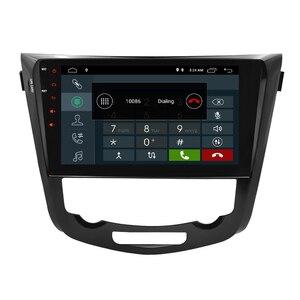 Image 4 - Android 9.1 IPS Bildschirm Auto Stereo für Nissan X Trail Qashqail 2014 2017 DVD Player 2 Din Radio Video GPS Navigation Multimedia
