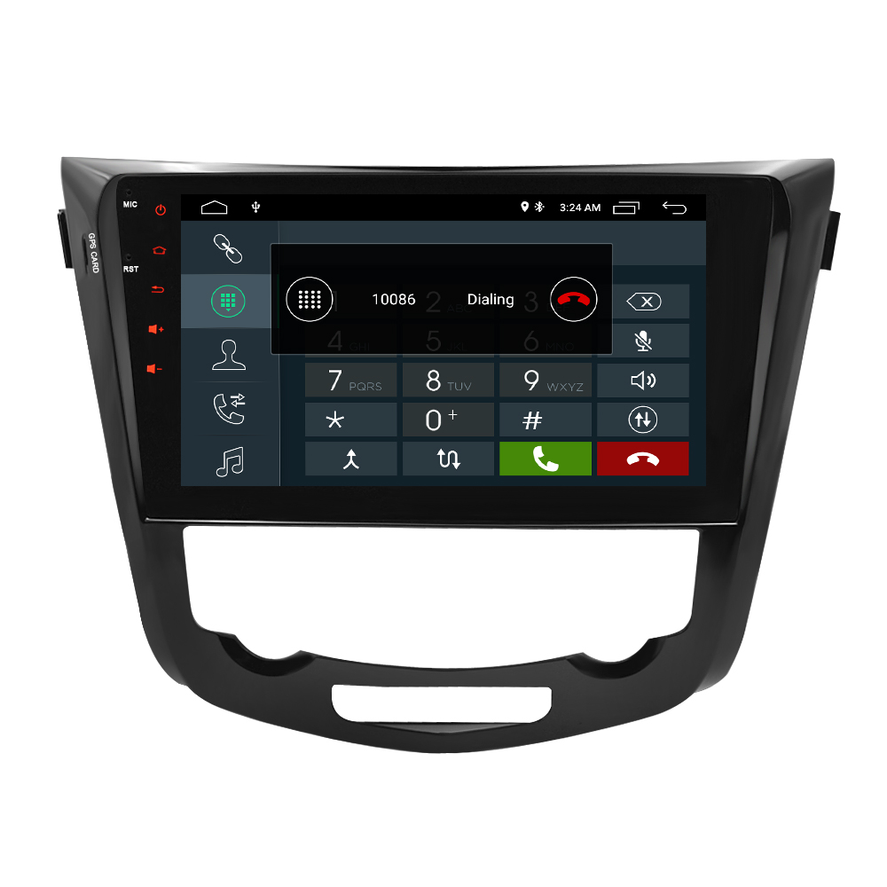 Image 4 - Android 9.1 IPS Screen Car Stereo for Nissan X Trail Qashqail 2014 2017 DVD Player 2 Din Radio Video GPS Navigation Multimedia-in Car Multimedia Player from Automobiles & Motorcycles