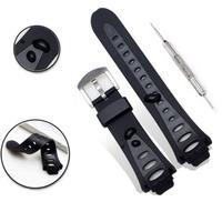 Luxury Rubber Replacement Watch Band Strap SS0S4723000 For SUUNTO OBSERVER SR X6HRM Drop Shipping Oct25