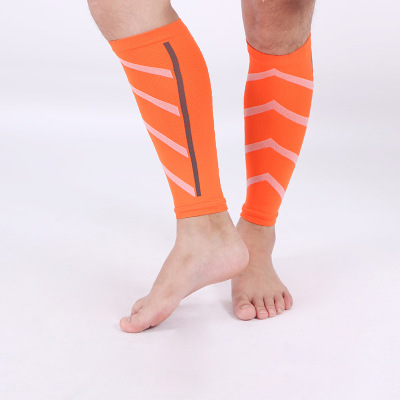 2019 1 Pair Exercise Calf Support Graduated Compression Socks Safety for Women Men