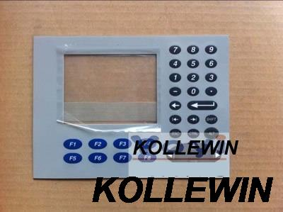 NEW membrane keypad for ALLEN BRADLEY PanelView Plus 400 2711P-K4 series  HMI free ship a year warranty 2711p k10c4a7 2711p b10 2711p k10 series membrane switch for allen bradley panelview plus 1000 all series keypad fast shipping