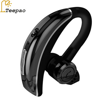 leegoal Q8 Wireless Earphones Bluetooth Detachable Business Mini Headset Stereo Bass Music Earbuds With Mic For Mobile Phone Car