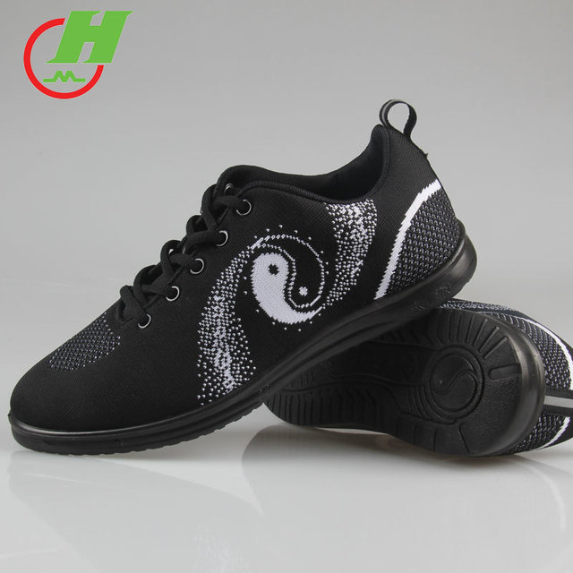 2018 New Breathable Tai Chi Shoes Martial Art Performance  Shoes  Free Flexible