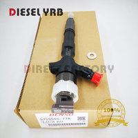 Original New fuel injector 095000-7780 095000-7781common rail injectors 23670-30280 23670-39185 23670-39315