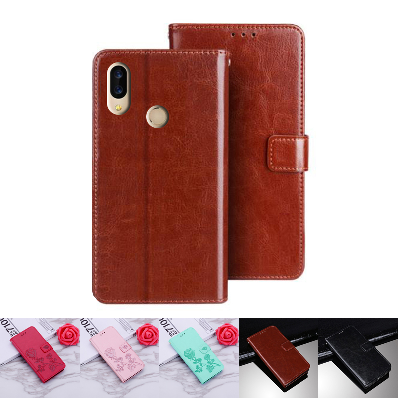 """UMIDIGI Power Case Protection Stand Style PU Leather Flip Silicone Back Cover For UMIDIGI Power Mobile Phone Wallet Capa 6.3"""""""
