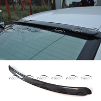 AC Style Car Styling Carbon Fiber Roof Spoiler Wing for BMW E46 4 Door