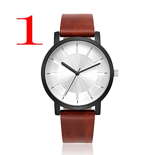 2018 Watches Fashion Casual Sport Quartz Watch Chronograp Clock woMan Leather Business Wrist watch Relogio Masculino