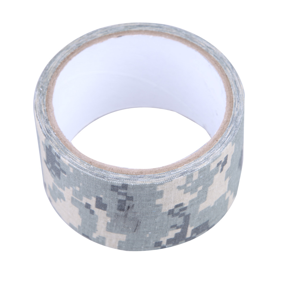 5M Camo Wrap Outdoor Hunting Bionic Tape Waterproof Camouflage Hunting Gun  Accessories Telescope Stretch Bandage