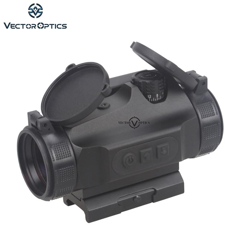Vector Optics Nautilus Tactical 1x30 Red Dot Scope Reflex Sight Auto Light Sense With Picatinny Mount Combo Fit 21mm Rails