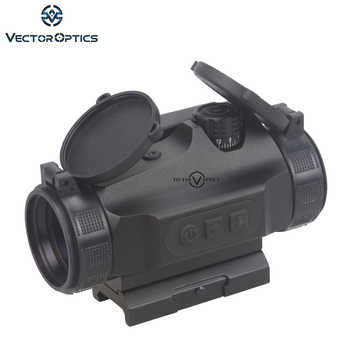 Vector Optics Nautilus Tactical 1x30 Red Dot Scope Reflex Sight Auto Light Sense with Picatinny Mount Combo fit 21mm Rails - DISCOUNT ITEM  0% OFF All Category
