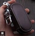 For Infiniti G JX EX25 EX35 FX35 Q50 Q60 Q60S Q70L QX50 QX80 car logo leather key wallet, key case, key purse car accessories