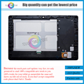 For Lenovo A10-70 A7600 Touch Screen Digitizer +LCD Display with frame free shipping