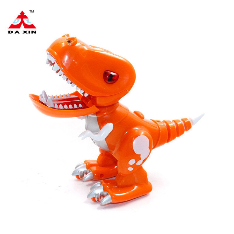 Smart Remote Control Toy Spray Dinosaur Multifunctional Light Music Dancing Children interactive toys