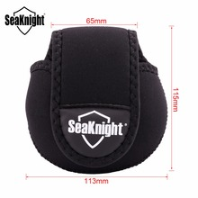 SeaKnight Brand Fishing Bag SK001 Baitcasting Reel Bags Nylon Fishing Tackle Bags Equipment for Bait Casting Reel Protect Case