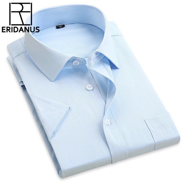 664497355029 Hombres Camisas de traje 2016 verano estilo nueva llegada hombre de manga  corta slim fit diseñador