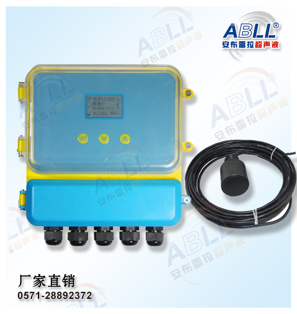 Supply Of West Lake Series Ultrasonic Mud Level Meter / Ultrasonic Silt Interface Instrument