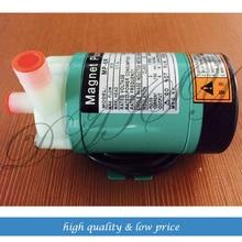 Mp-6r кислотоустойчивость чистой воды, производство Магнитный насос с приводом 220 В фторопласт магнитного насос для чистой воды
