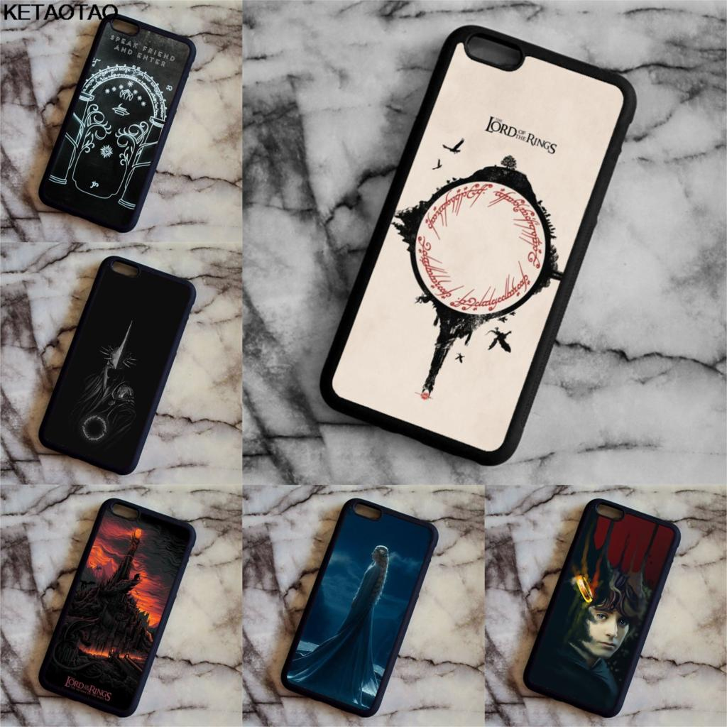 KETAOTAO The Lord of the Rings Hobbit Gollum Phone Cases for Samsung galaxy S6 7 8 9 Not ...