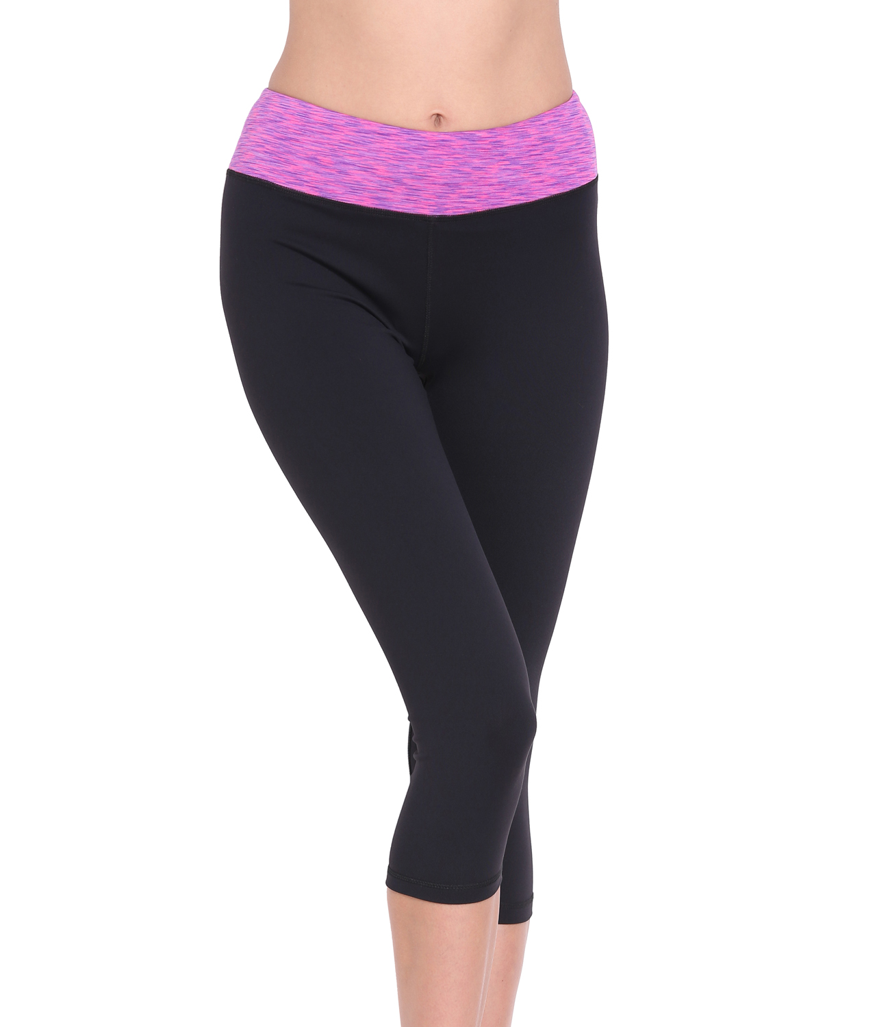 Cheap Fold Over Yoga Pants - White Pants 2016