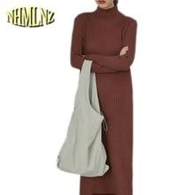 Lange Große Winter Pullover