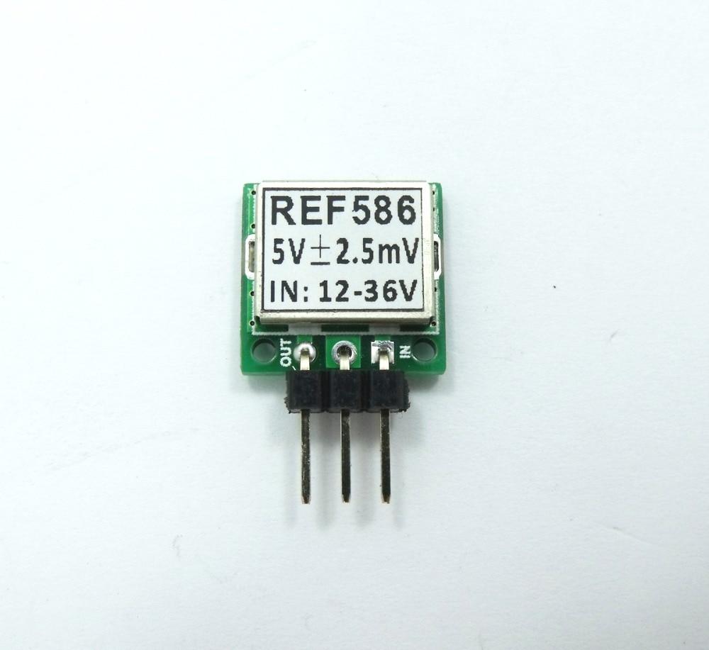 REF-586 5V + -2.5mV 5ppm Բարձր ճշգրտության - Խելացի էլեկտրոնիկա