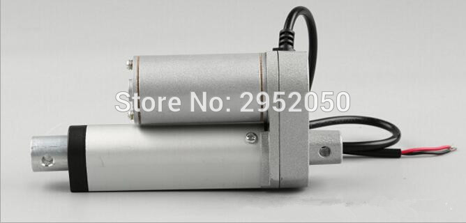 Free 24V 200mm/8inch stroke 900N /198LBS micro linear actuator electric linear actuator TV lift high speed linear actuator linear actuator electric linear actuator tv lift high speed linear actuator 12v 200mm 8inch stroke 900n 198lbs micro
